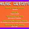 Music used on the 2014 Wenatchee Youth Circus tour